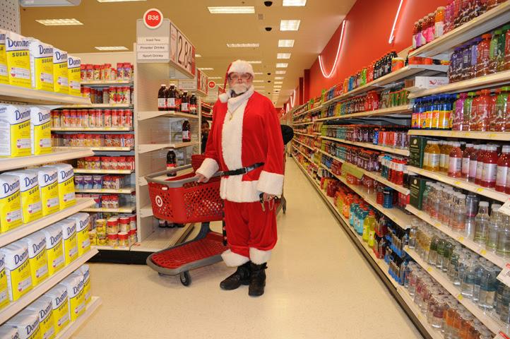 a santa at south philly target_9165 web