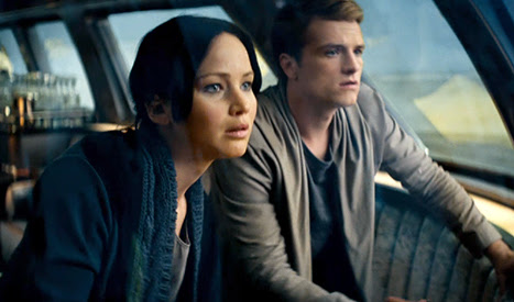 The Hunger Games Catching Fire 2013 Review The Hunger Games Fanpop