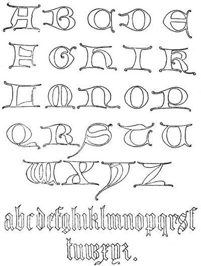 1000+ images about Font Folder on Pinterest | Fonts, 3d alphabet ...