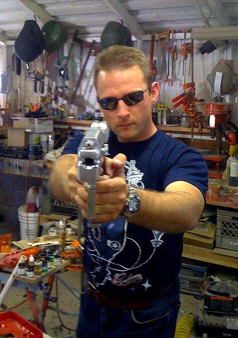 Pistol Test Fit