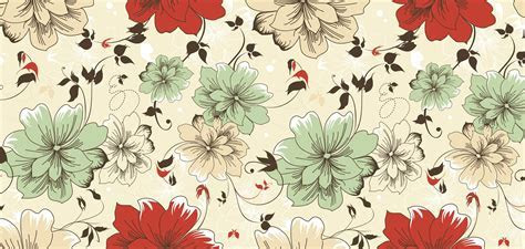 Vintage Floral Wallpaper HD   wallpaper.wiki