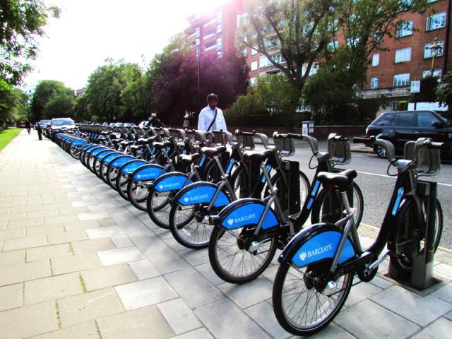 lyon modelo bicicletas ciclistas