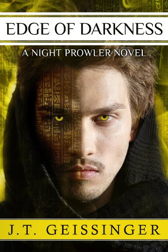 Edge of Darkness (A Night Prowler Novel) by J.T. Geissinger