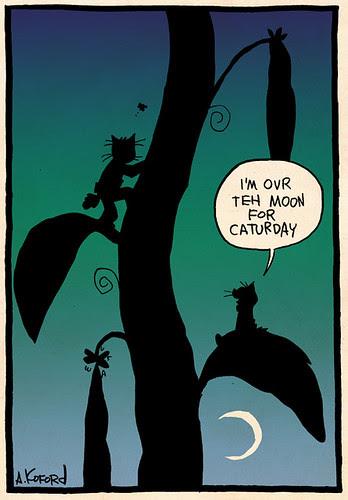 Laugh-Out-Loud Cats #2303 by Ape Lad