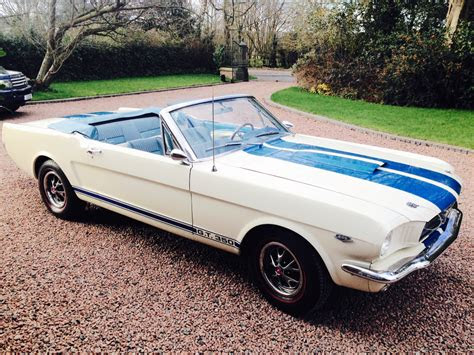 ford mustang gt tribute convertible classic