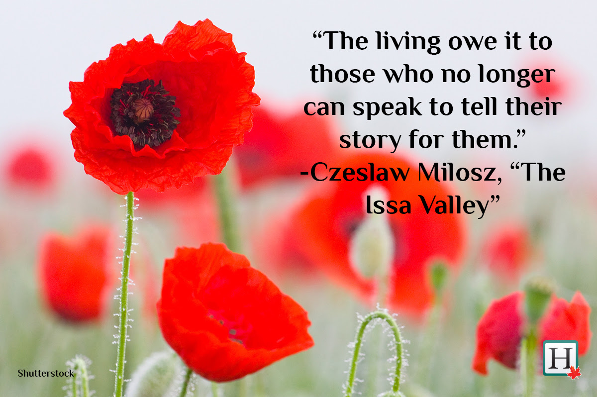 Canada Remembrance Day Quotes. QuotesGram