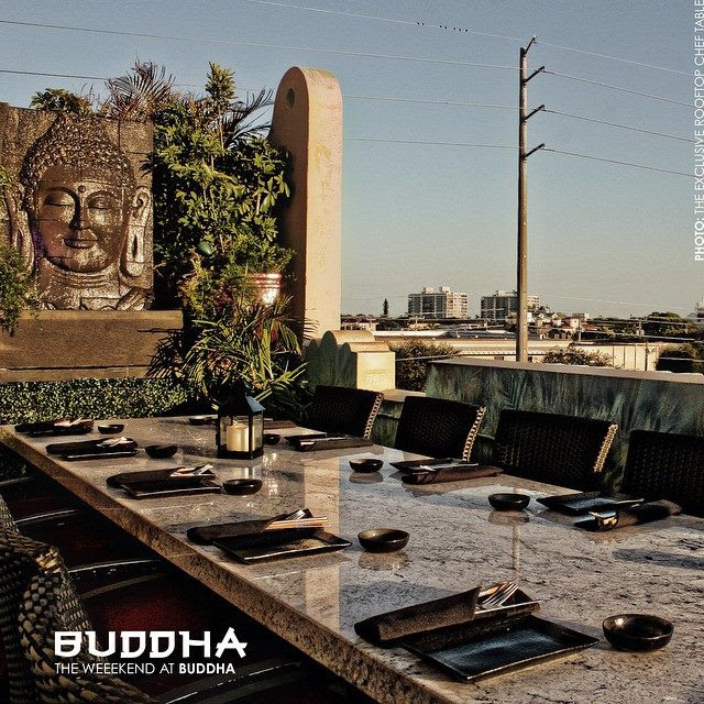 9. Buddha Sky Bar, Delray Beach