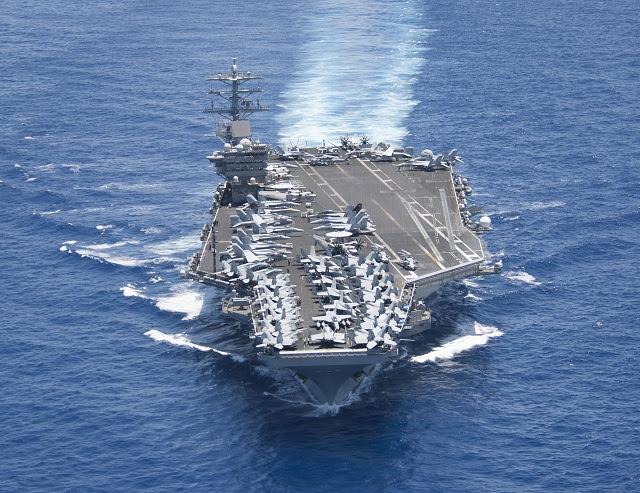 Corea del Sur y Estados Unidos iniciaron el lunes ejercicios navales conjuntos de dos días frente a la costa este de la participación de un portaaviones de propulsión nuclear de EE.UU., informó la prensa surcoreana. Temprano en el día, la 97.000 toneladas USS Nimitz (CVN 68) salió del puerto suroriental de Busan para los ejercicios con la marina de guerra de Corea del Sur en el Mar del Este, cerca de Pohang, la agencia de noticias Yonhap citó a un oficial militar de alto rango diciendo.