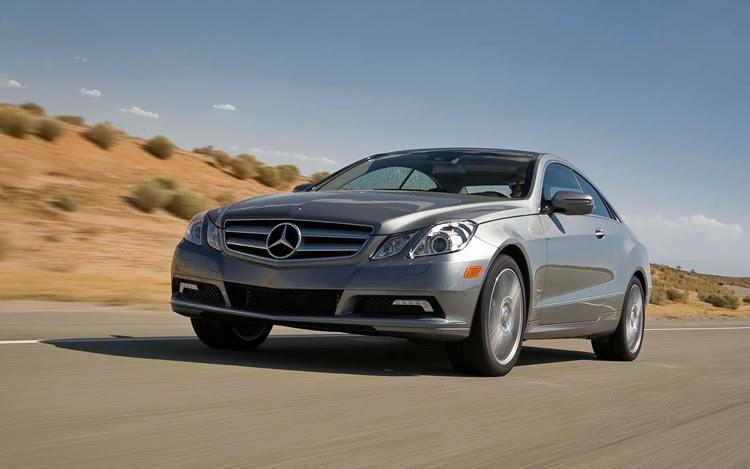 2010 Mercedes-Benz E350 Coupe First Test - Merceces E ...