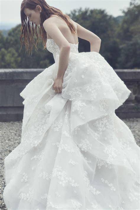 Monique Lhuillier Bridal Fall 2019 Wedding Dress