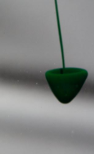Green ink vortices