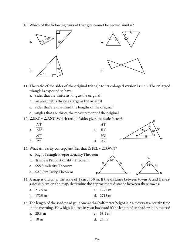 Congruent Triangles Worksheet With Answers  congruent triangle problemsproofs with triangles