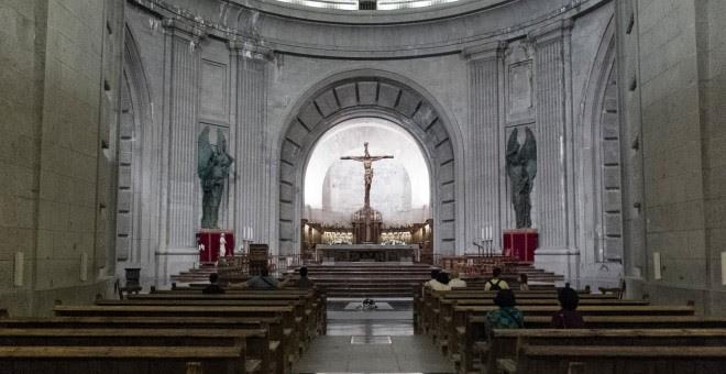 Basílica del Valle de los Caídos. / J. GÓMEZ