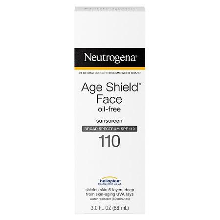 Neutrogena Age Shield Face Sunblock Lotion