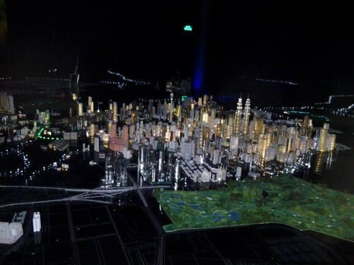 красотата на града през 21 век