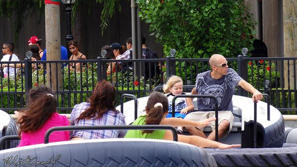 Disneyland Resort, Disney California Adventure, Cars Land, Luigi's Flying Tires, Limited, Time, Magic