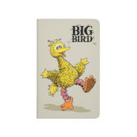Retro Art Big Bird Journal
