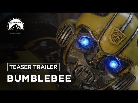 Paramount Pictures divulga trailer oficial de 'Bumblebee'