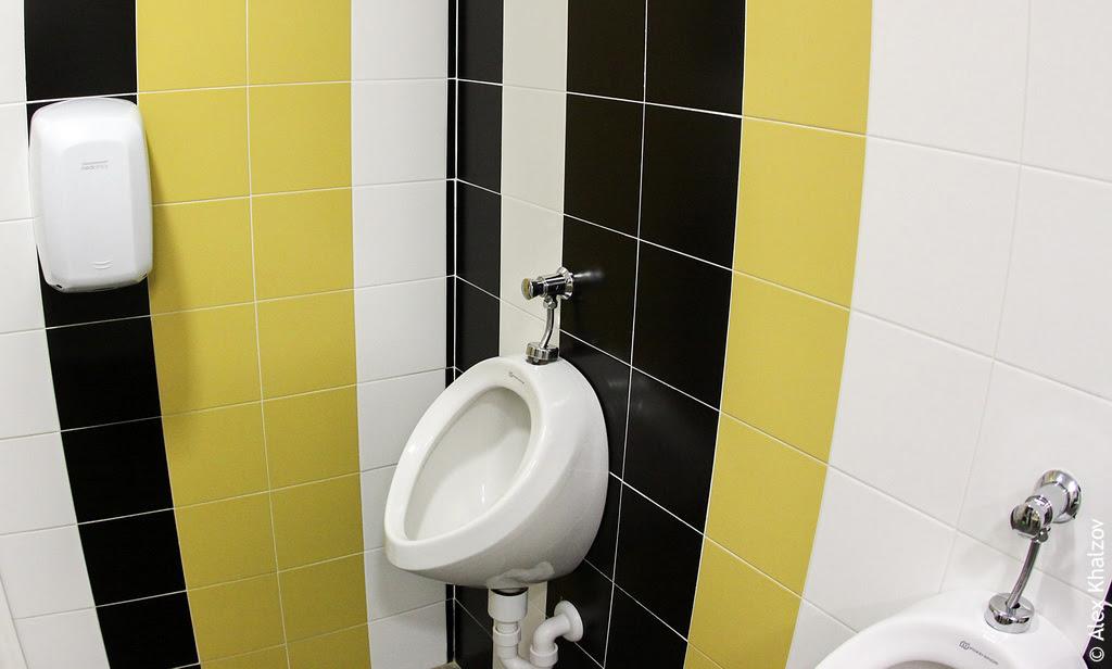 туалет Ювентус