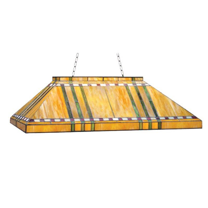 Pool Table Light Height