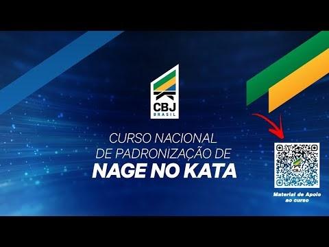 Curso Nacional de Padronização de NAGE-NO-KATA