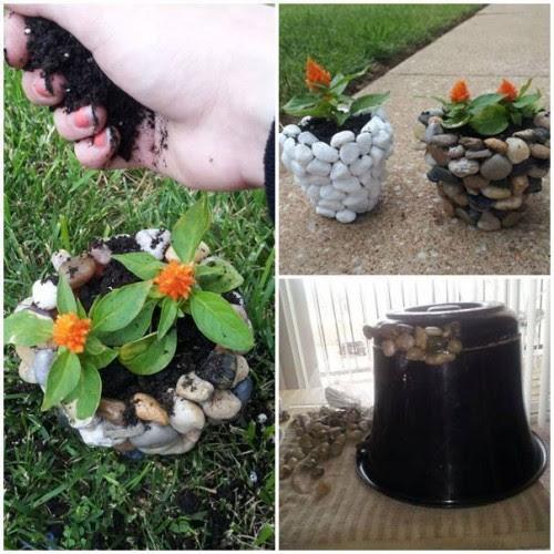 φτιάξτε-γλάστρα-από-πέτρες-και-ομορφύνετε-τον-κήπο-σας
