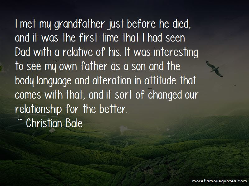 Father Son Grandfather Quotes Top 10 Quotes About Father Son