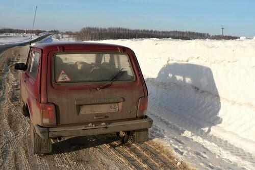 У нас со снегом все норамально!