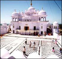 Anandpur Sahib Gurudwara