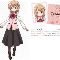Anime Girl, Character Design