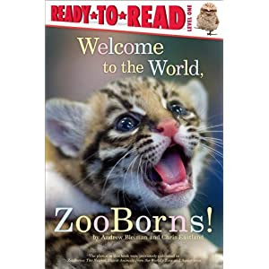 Welcome to the World, Zooborns! (Ready-to-Read. Level 1)