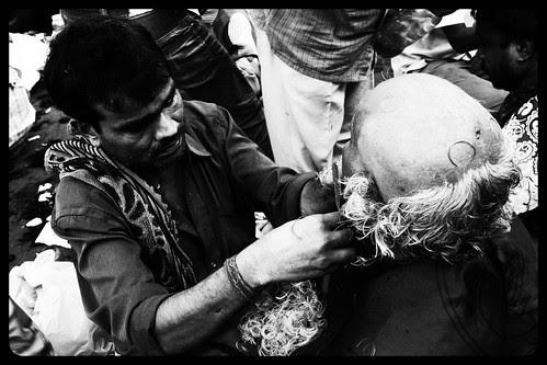 Pitru Paksh 2012 Banganga by firoze shakir photographerno1