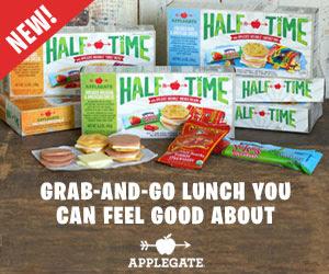 Applegate Half-Time Coupon