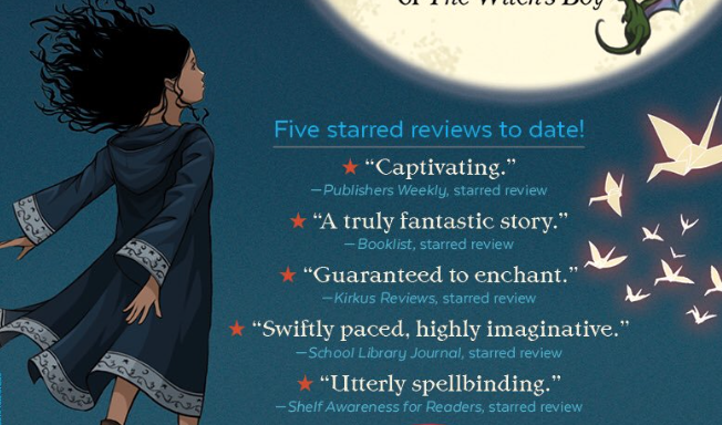 The Girl Who Drank The Moon Book Review Polly Castor