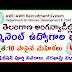 Telangana Anganwadi Recruitment  for Anganwadi Teacher (AWT), Mini Anganwadi Teacher (Mini AWT) & Anganwadi Helper/Ayah (AWH)