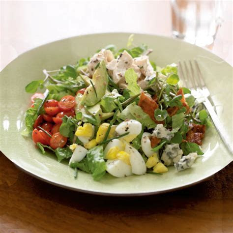 Cobb Salad Recipe   Hallmark Ideas & Inspiration
