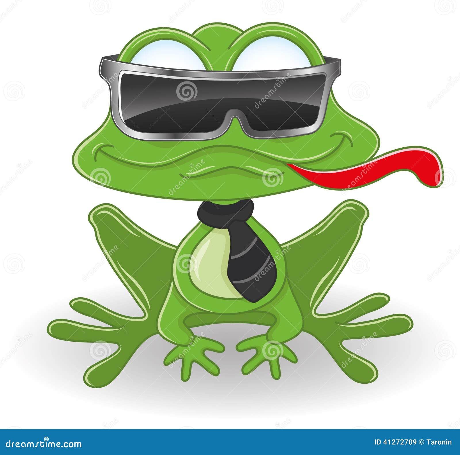 Cartoon Frog Stock Vector Image 41272709