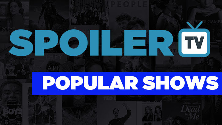 Most Popular Shows on SpoilerTV - w/e 7th July 2017