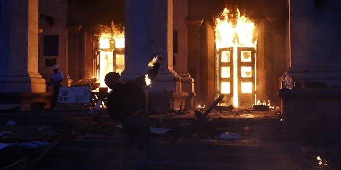 «Украина: маски революции»: ответ критикам
