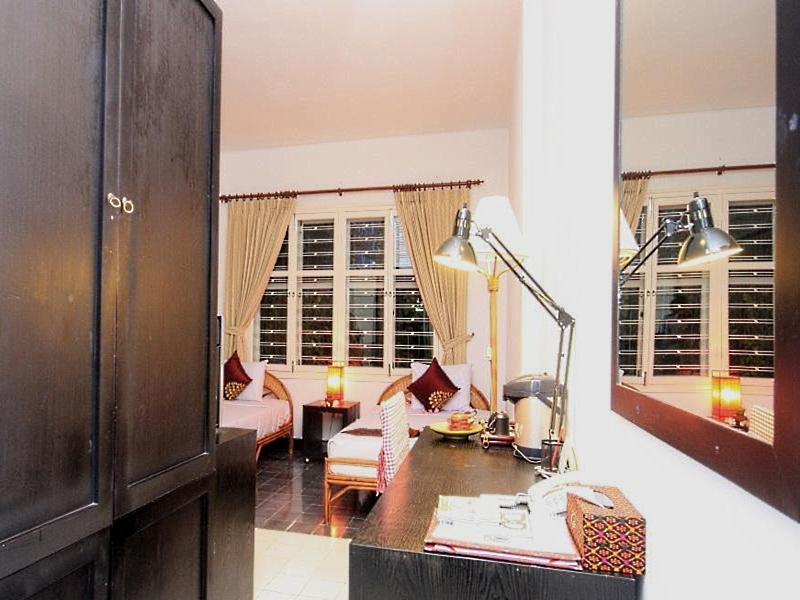 hotel near Phnom Penh Frangipani Villa-60s Hotel