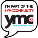 YMC badge on OneQuarterMama.ca
