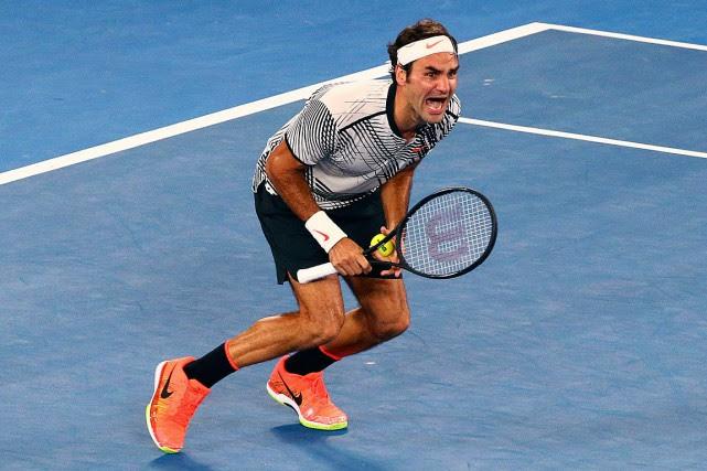 Roger Federern'avait pas gagné de tournoi majeur depuis... (PHOTO DAVID GRAY, REUTERS)