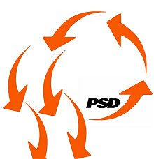 PSD empobrecimento