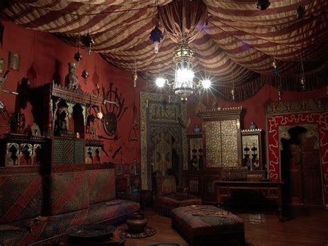 turkish room  castello dalbertis   home