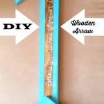 DIY Wooden Arrow