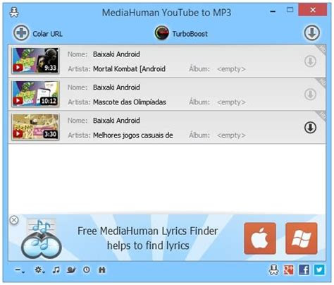 mediahuman youtube  mp converter