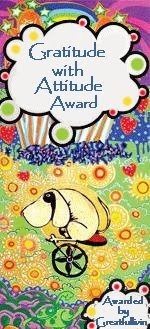 Awarded by Mary/TheTeach