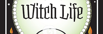 Witch Life Coloring Book