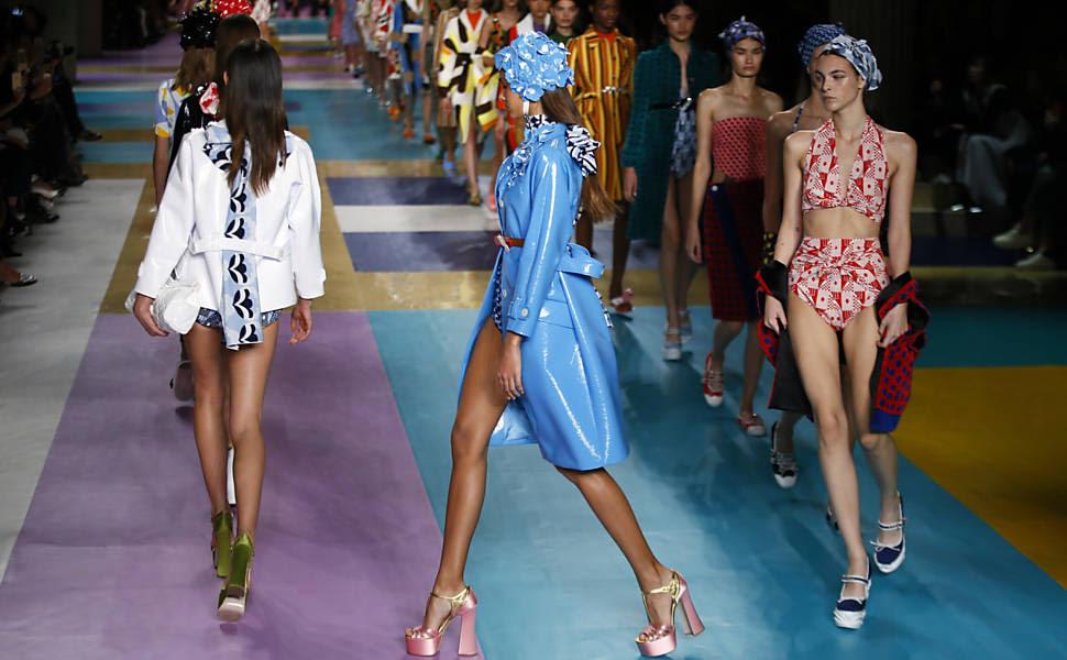 Resultado de imagem para semana de moda paris 2018