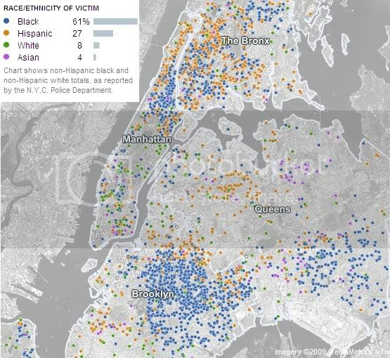 homicide map of new york city